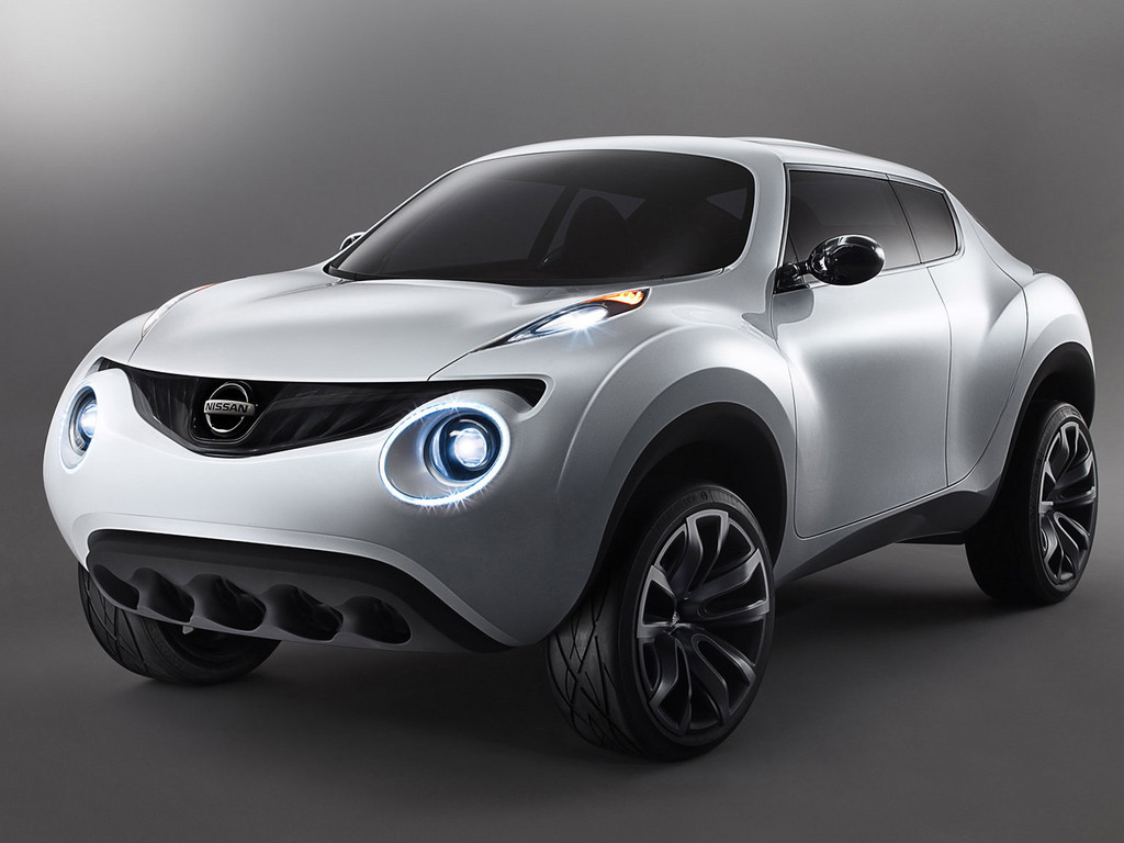 21 Nissan представил новый мини-кроссовер