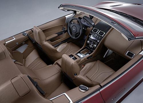 3 Новый шпионский автомобиль от Aston Martin