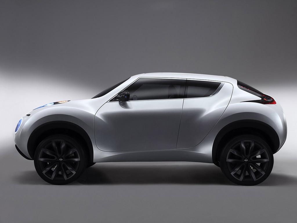 31 Nissan представил новый мини-кроссовер