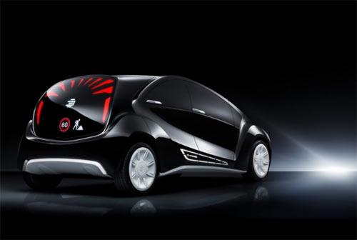 35 Светящийся автомобиль от EDAG
