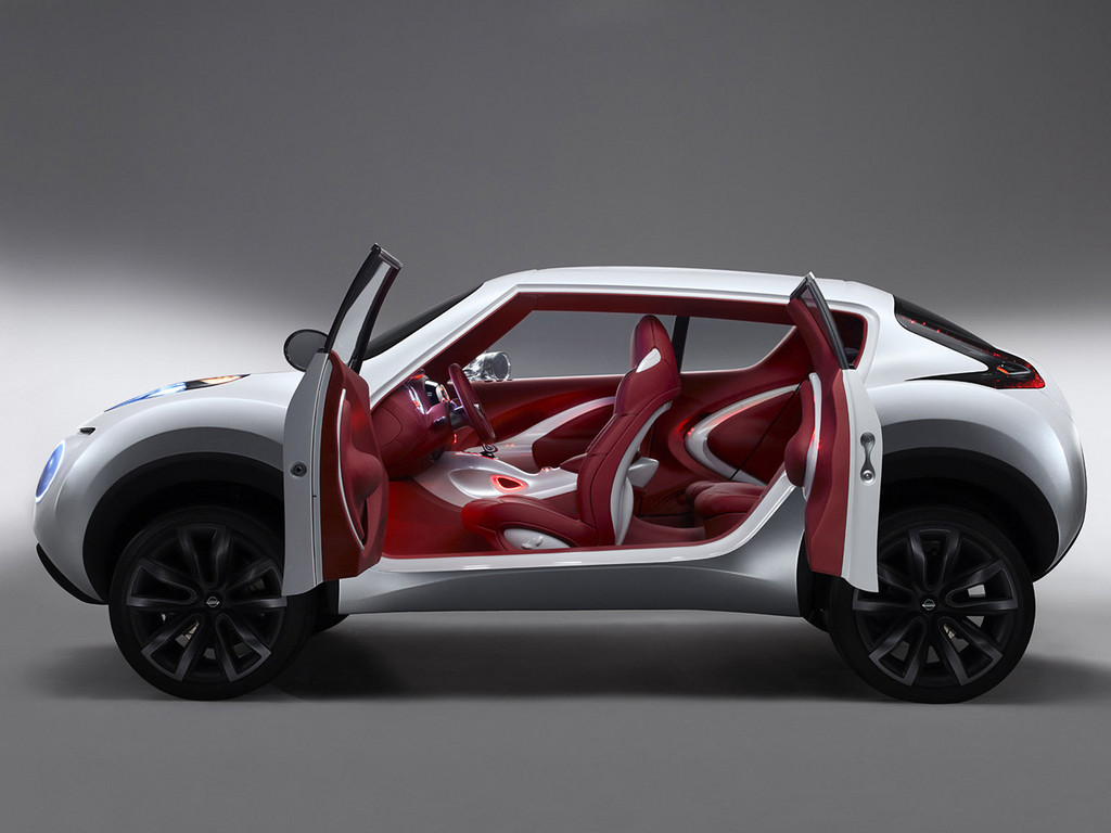 41 Nissan представил новый мини-кроссовер