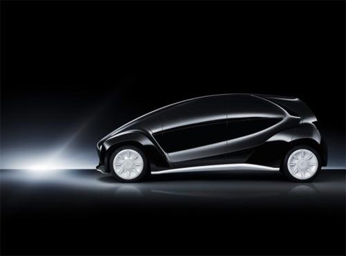 43 Светящийся автомобиль от EDAG