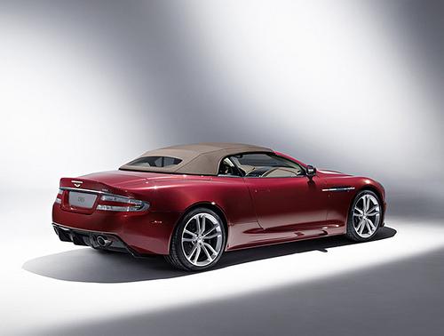 5 Новый шпионский автомобиль от Aston Martin