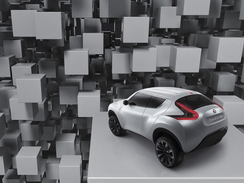 51 Nissan представил новый мини-кроссовер