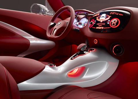 6 Nissan представил новый мини-кроссовер