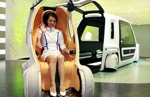 21 Suzuki PIXY: первый в мире «автомобиль-носитель»