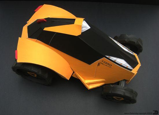 22 Lamborghini: все начиналось с тракторов