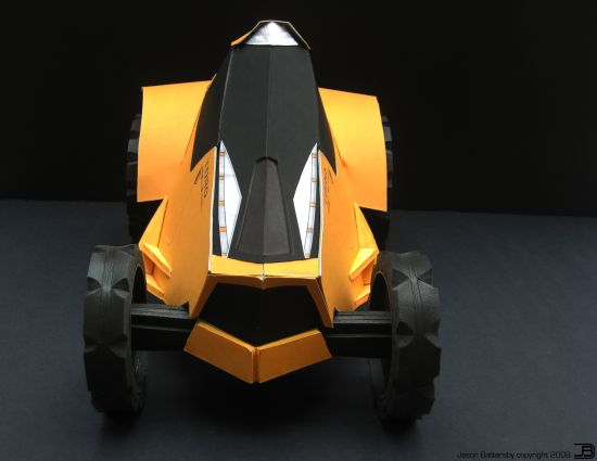 32 Lamborghini: все начиналось с тракторов