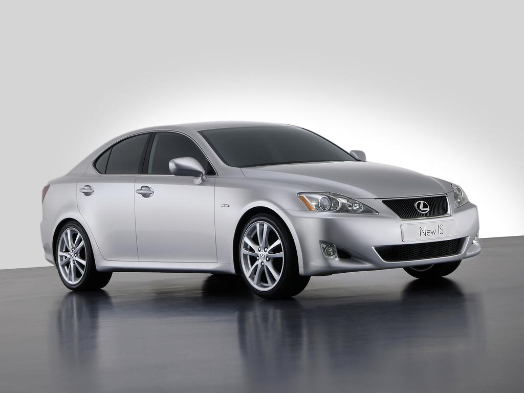lexus_is Lexus – самые надежные новые автомобили