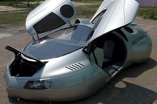 3 Имиджевая модель от Chevrolet