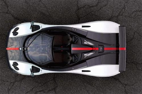 32 Cinque Roadster: новое творение Pagani