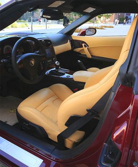 10 SV 9 Competizione: новый суперкар от SV Motor Co