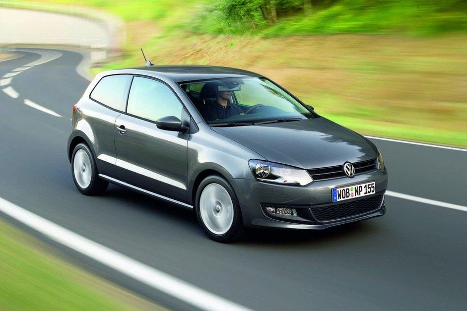 11 Первые новости о Volkswagen Polo в трехдверном варианте