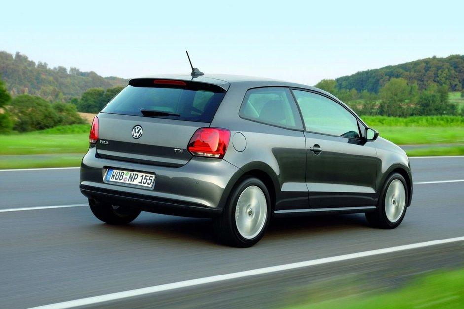 22 Первые новости о Volkswagen Polo в трехдверном варианте