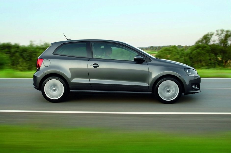 31 Первые новости о Volkswagen Polo в трехдверном варианте