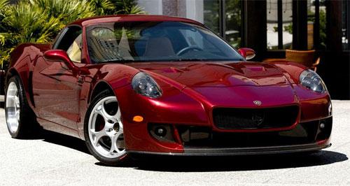 9 SV 9 Competizione: новый суперкар от SV Motor Co