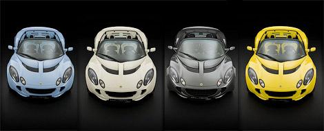 001 В ожидании моторшоу: Lotus представит обновленный Elise S