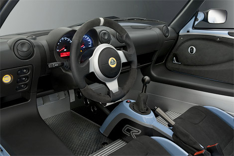 002 В ожидании моторшоу: Lotus представит обновленный Elise S