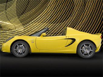 003 В ожидании моторшоу: Lotus представит обновленный Elise S