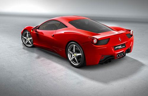 10 Новый суперкар Ferrari назвали в честь страны