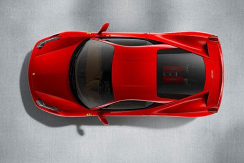 11 Новый суперкар Ferrari назвали в честь страны
