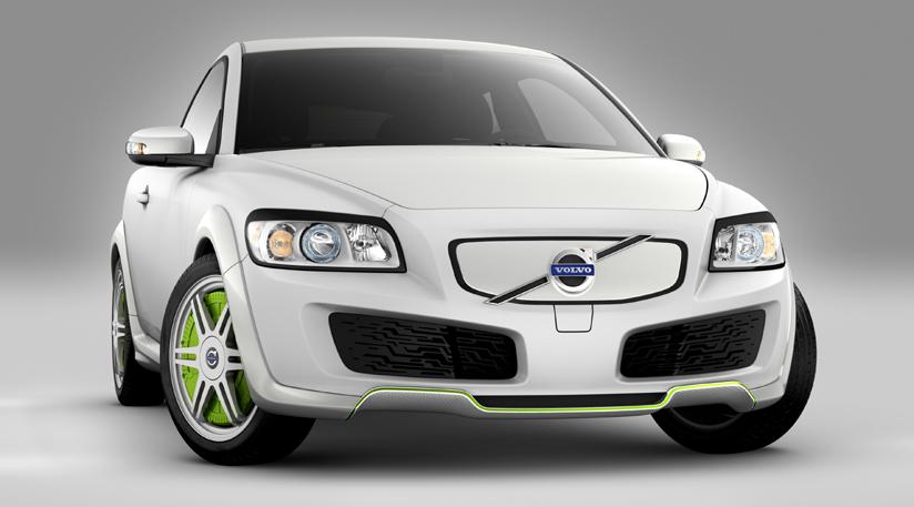 Volvo готовится к выходу своего первого серийного гибрида