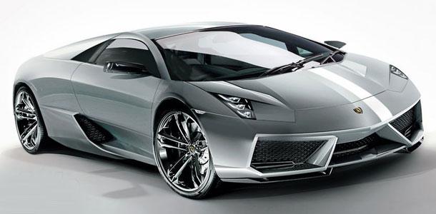 25 Новый Lamborghini Murcielago 2012 года