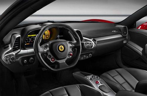 9 Новый суперкар Ferrari назвали в честь страны