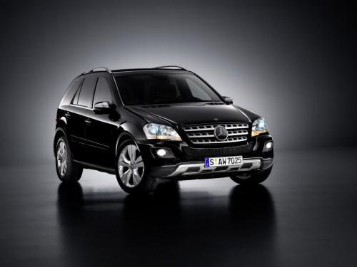 Кроссовер Mersedes Benz ML