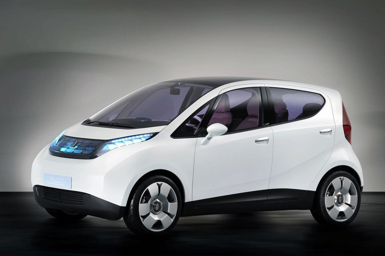 Итальянское дизайнерское ателье Pininfarina планирует запуск в производство своего первого электрического автомобиля