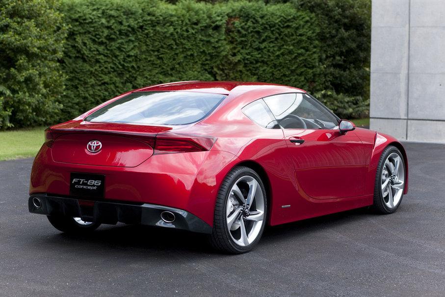 Над дизайном модели поработало французское отделение Toyota