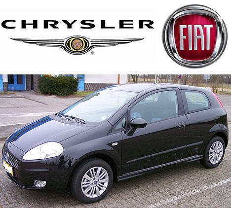 Chrysler Group начинает работать с итальянской компанией FIAT SpA