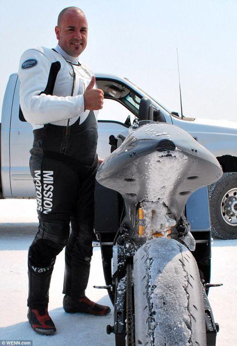 Mission One является экологически чистым транспортом с нулевыми выхлопами
