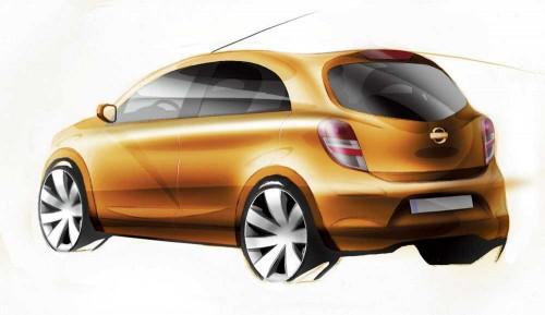 Новая Nissan Micra 2011