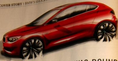 Эскизы BMW 0-серии