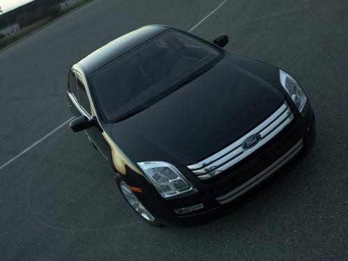 Ford Fusion признан автомобилем года в Штатах