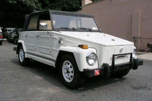 Volkswagen Thing, являвшийся преемником фашистских военных «джипов» Kubelwagen, тоже попал в рейтинг