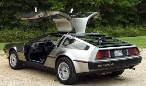 Футуристичный DeLorean - жемчужина коллекции любого ценителя авто