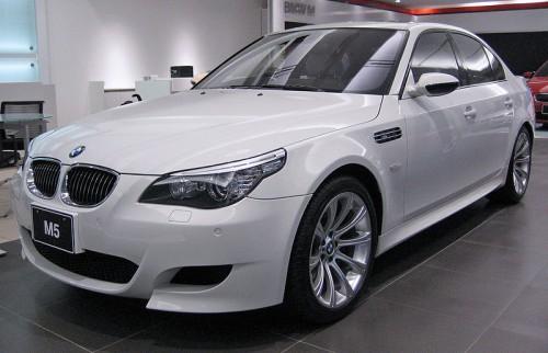 Последнее поколение BMW M5
