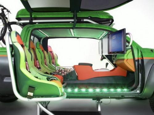 Творение специалистов Toyota Racing Development
