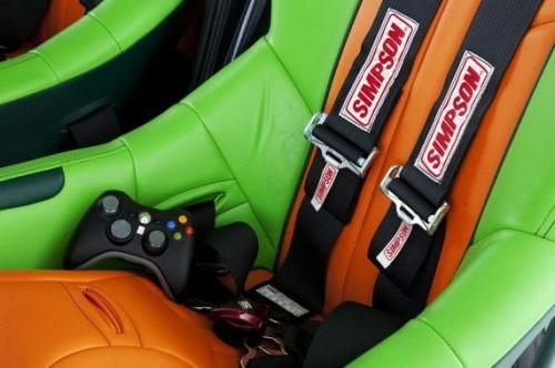 Пикап от Toyota - максимум комфорта для геймеров
