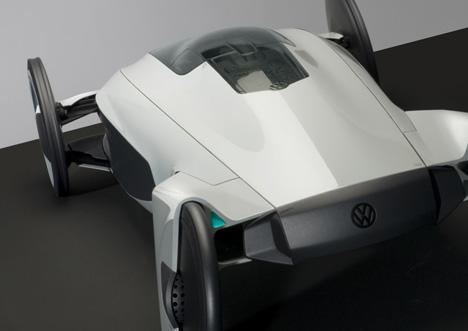 Концепт кар для супер гонок (фото yankodesign)