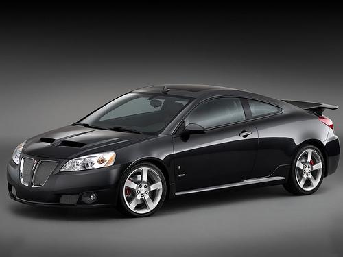На прошлой неделе в среду с конвейера завода Pontiac в поселке Орион, штат Мичиган, был выпущен последний автомобиль марки Pontiac - белый седан G6