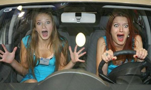 Британским водителям не помешало бы сдать экзамен по этикету