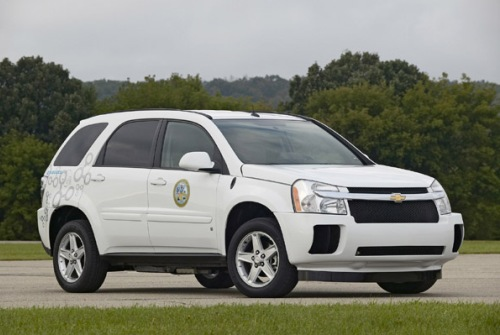 Chevrolet-Equinox-Fuel-Cell Объявлены финалисты «2010 North American Car and Truck of the Year»