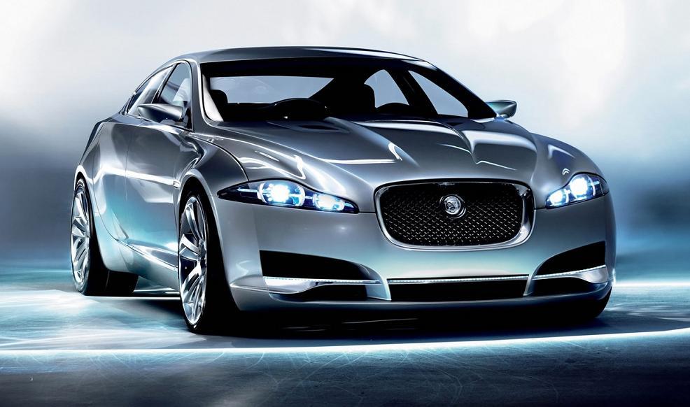 jaguar_c-xf_concept_2007 Jaguar XF назвали лучшим женским авто 2009 года