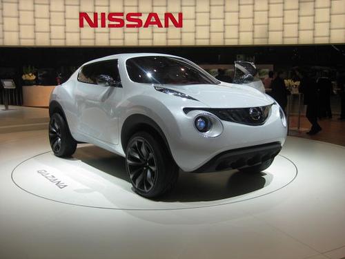 nissan Массовое производство Nissan Qazana грянет в 2010