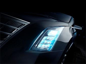 tizer Cadillac опубликовал первое фото нового концепт-кара