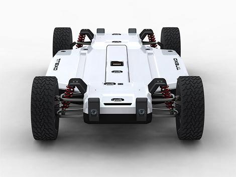 3 Компания Trexa поможет всем желающим построить собственный электромобиль