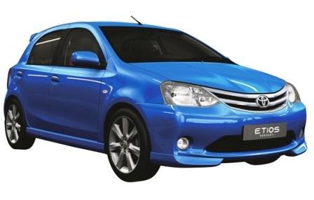 Toyota_Etios Toyota выпустит бюджетные автомобили